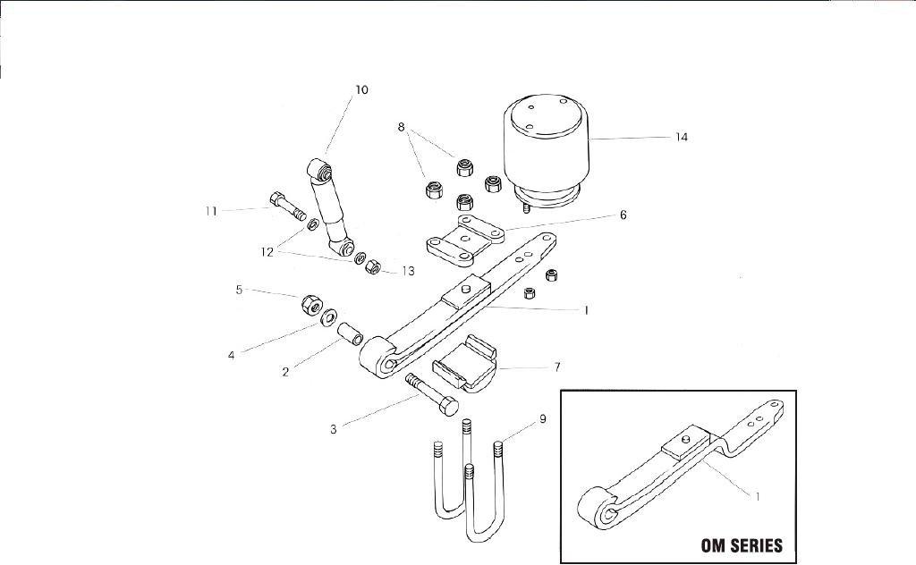 suspension - bpw air